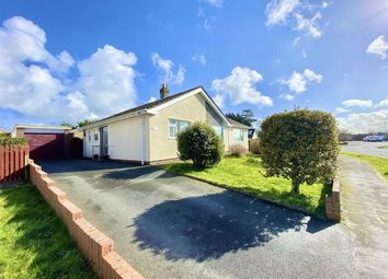 Thumbnail 4 bed detached bungalow for sale in Heol Helyg, Cardigan, Ceredigion