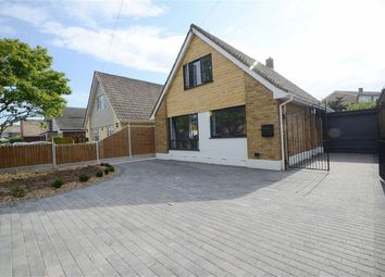 Thumbnail 3 bedroom chalet for sale in Maplin Way, Southend-On-Sea