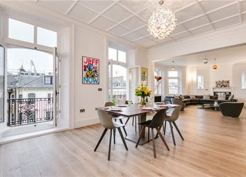 Thumbnail 5 bedroom flat for sale in York Mansions, Earl's Court, London