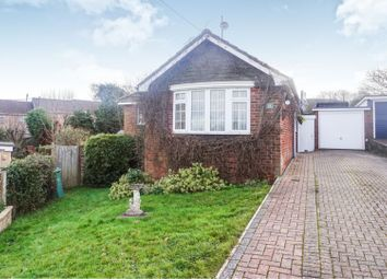 Thumbnail 4 bed detached bungalow for sale in Manor Crescent, Rookley, Ventnor