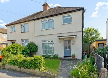 Thumbnail 3 bed semi-detached house for sale in Gladstone Road, Surbiton
