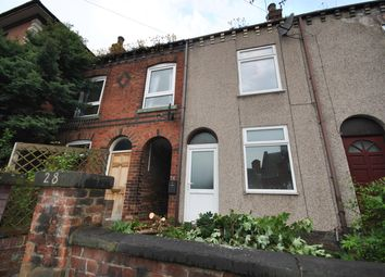 Thumbnail 3 bed terraced house to rent in Sheffield Road, Chesterfield, Derbyshire S417Ll