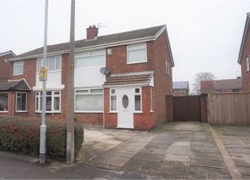 Thumbnail 3 bed semi-detached house for sale in Bramhall Road, Skelmersdale