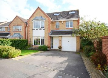 Thumbnail 5 bed detached house for sale in Paddick Drive, Lower Earley, Reading