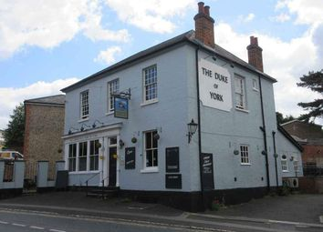 Thumbnail Pub/bar to let in Woodbridge Road, Ipswich