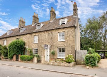 Thumbnail 2 bed end terrace house for sale in St Ives Road, Houghton