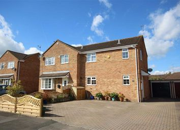 Thumbnail 3 bedroom semi-detached house for sale in Woodchester, Westlea, Swindon
