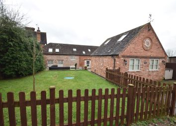 Thumbnail 5 bed barn conversion for sale in Holberrow Green, Redditch