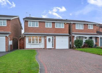 Thumbnail 4 bedroom detached house for sale in Turchill Drive, Walmley, Sutton Coldfield