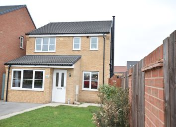 Thumbnail 3 bedroom detached house for sale in Dunlin Drive, Scunthorpe