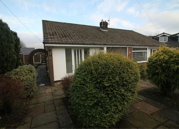 Thumbnail 2 bedroom semi-detached bungalow for sale in Norbury Grove, Sharples, Bolton, Lancashire
