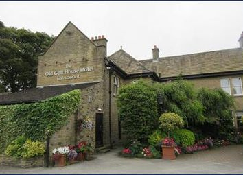 Hotel/guest house for sale in Old Golf House Hotel, New Hey Road, Huddersfield, West Yorkshire HD3