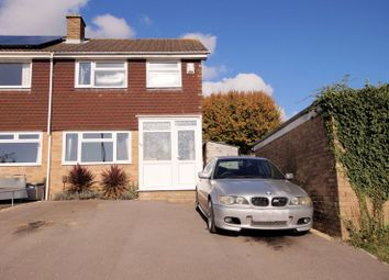 3 bed end terrace house for sale in Dore Avenue, Portchester, Fareham PO16