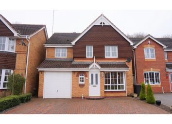 Thumbnail 4 bedroom detached house for sale in Chaytor Drive, Plough Hill