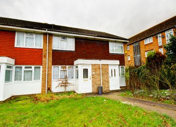 Thumbnail 2 bed terraced house for sale in Woodrush Way, Chadwell Heath, Romford