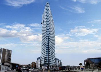 Thumbnail 1 bed flat for sale in Chronicle Tower, Lexicon, London