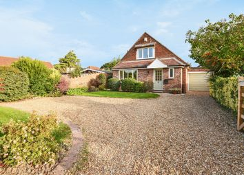 Thumbnail 3 bed detached house for sale in Halfrey Road, Fishbourne