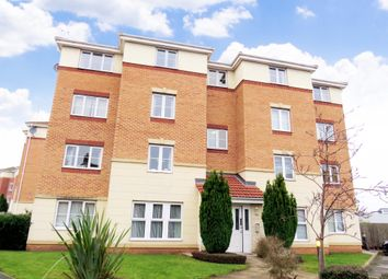 Thumbnail 2 bedroom flat to rent in Spinner Croft, Chesterfield