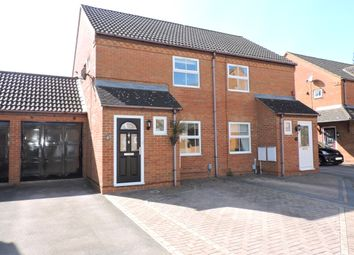 Thumbnail 2 bed semi-detached house for sale in Peck Court, Barton Le Clay