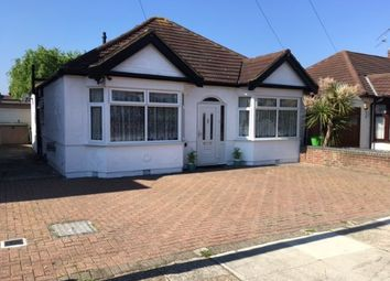 Thumbnail 4 bedroom bungalow for sale in Rise Park, Romford, Essex