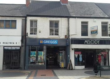 Thumbnail Retail premises for sale in 133 High Street, Scunthorpe, North Lincolnshire