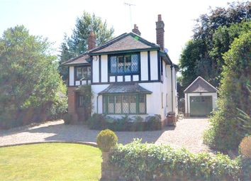 Thumbnail 4 bed detached house for sale in Shepherds Lane, Caversham Heights, Reading