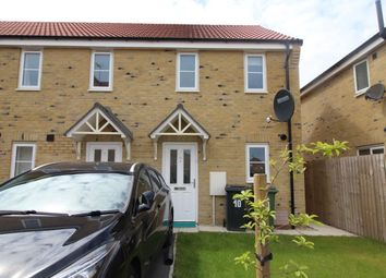 Thumbnail 2 bedroom terraced house for sale in Palm House Drive, Selby