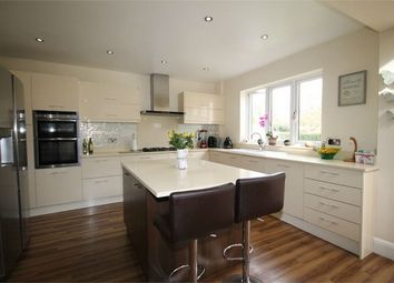 Thumbnail 4 bed detached house for sale in Woodcote Road, South Wallington, Surrey