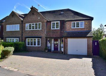 6 bed semi-detached house for sale in Mount Grace Road, Potters Bar, Herts EN6