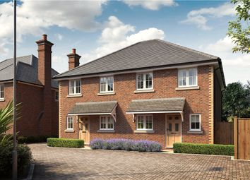 Thumbnail 3 bedroom semi-detached house for sale in Victoria Place, Crowthorne, Berkshire