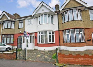 Thumbnail 3 bedroom terraced house for sale in Tavistock Gardens, Ilford, Essex