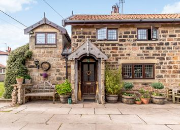 Thumbnail 2 bed cottage for sale in Plompton Square, Knaresborough, North Yorkshire