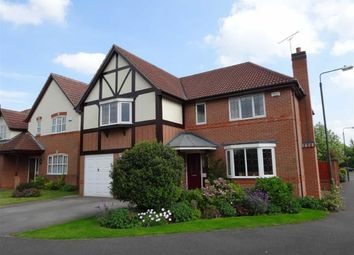 Thumbnail 5 bed detached house to rent in Spinneybrook Way, Mickleover, Derby