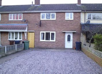 Thumbnail 3 bedroom terraced house to rent in Ward Street, Ettingshall, Wolverhampton