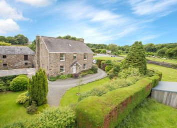 Thumbnail 7 bed farmhouse for sale in Palstone Lane, South Brent