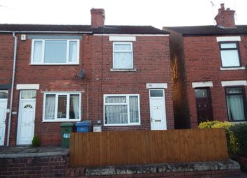 Thumbnail 2 bed end terrace house to rent in Gateford Road, Worksop