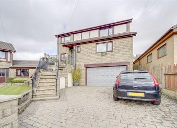 Thumbnail 5 bedroom detached house for sale in Ronaldsway Close, Bacup, Rossendale