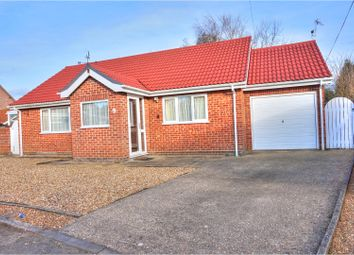 Thumbnail 3 bed detached bungalow for sale in Farrow Close, Swanton Morley, Dereham