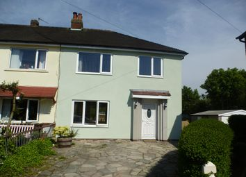 Thumbnail 3 bed terraced house to rent in Canberra Way, Warton, Preston