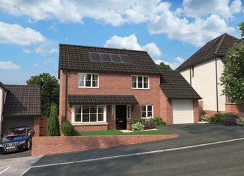 Thumbnail 4 bed detached house for sale in 'the Belmont', Plot 2, Elm Walk, Portishead