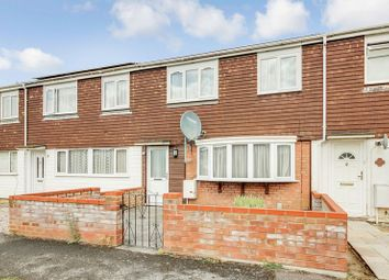 Thumbnail 3 bedroom terraced house for sale in Howitts Gardens, Eynesbury, St. Neots