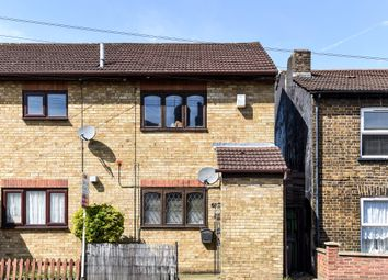Thumbnail 1 bed semi-detached house for sale in Cross Road, Croydon