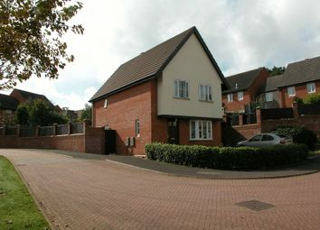 Thumbnail 4 bed detached house to rent in Glen Farm Crescent, Honiton