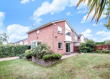 Thumbnail 4 bedroom detached house for sale in Park Way, Whetstone