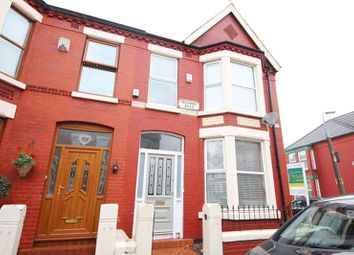 Thumbnail 3 bedroom terraced house for sale in Nicander Road, Mossley Hill, Liverpool
