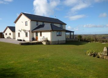Thumbnail 4 bed detached house for sale in Maenaddwyn, Llannerch-Y-Medd, Anglesey