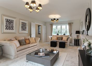 "Thumbnail 5 bed detached house for sale in ""The Bond"" at Mountsorrel Lane, Rothley, Leicester"