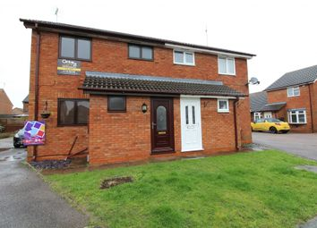 Thumbnail 3 bed semi-detached house to rent in Uldale Way, Gunthorpe