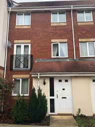 Thumbnail 4 bed terraced house for sale in Longmarsh Lane, London