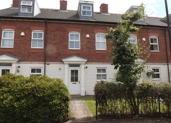 Thumbnail 3 bed terraced house for sale in White Clover Square, Lymm, Cheshire